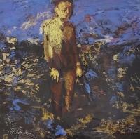 cm 50x50 oil on canvas #