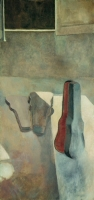 cm 80x170 oil on canvas 1998